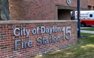 City of Dayton Fire stations