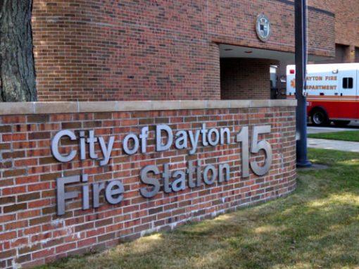City of Dayton Fire stations