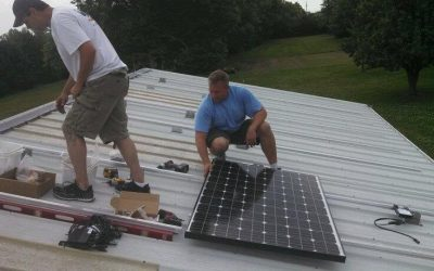 Solar PV Affordable to a Home Business