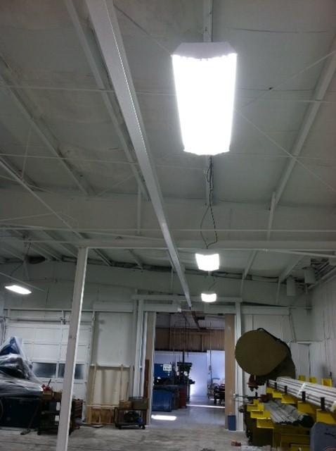 Upgrading Lighting Reduces Energy