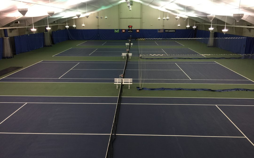 Tennis Lighting Solution