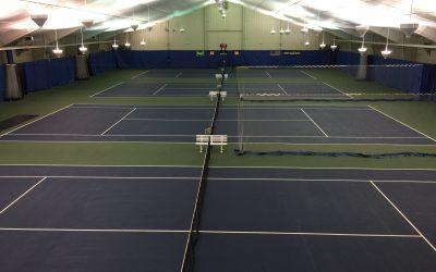 Tennis Lighting Solution