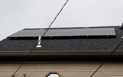 Residential Solar Testimonial