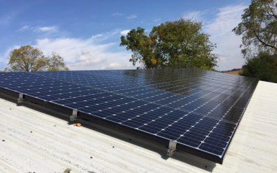 Solar Panels Beavercreek, Ohio Walmart Catch Fire