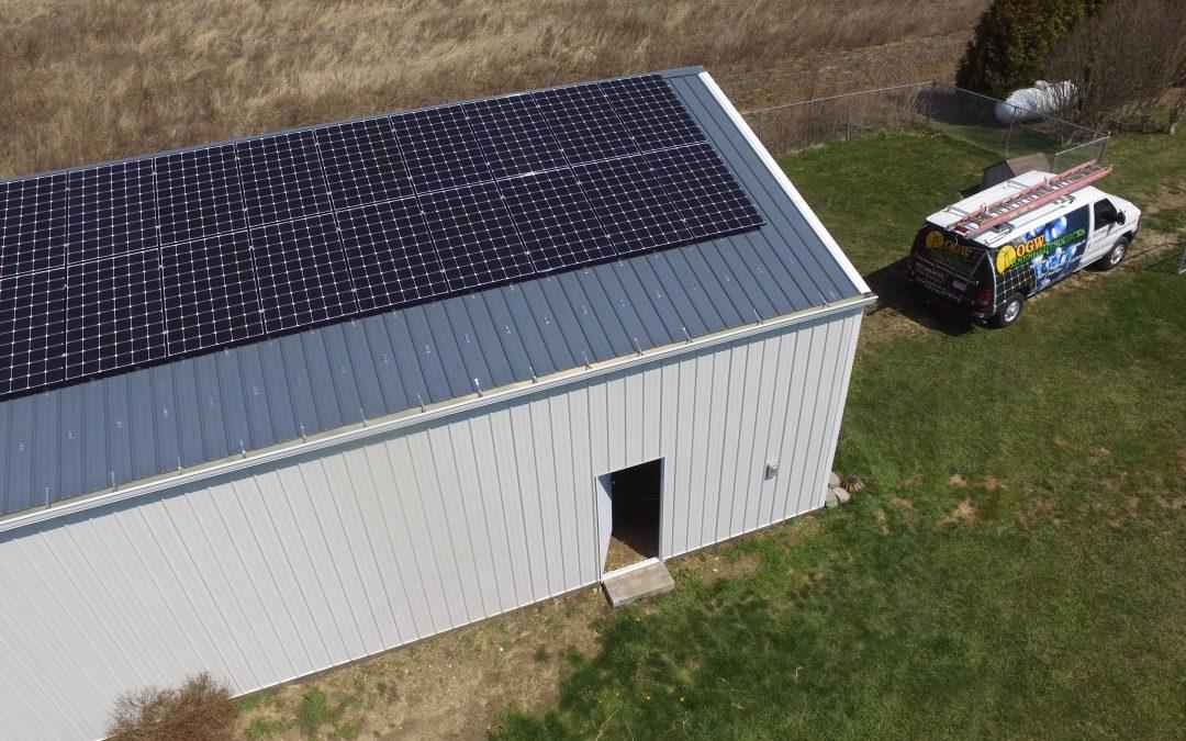 Will Ohio Follow California's Lead For Solar PV?