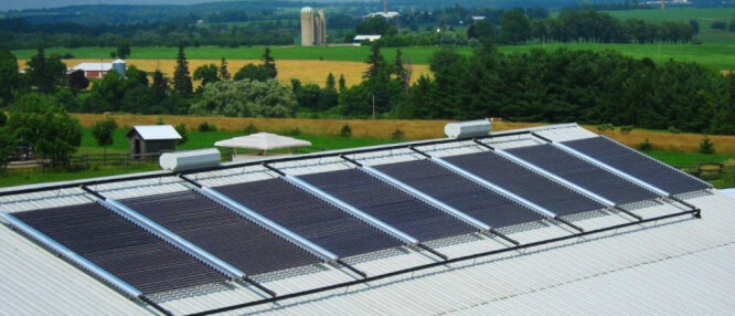 Solar Thermal in Agriculture