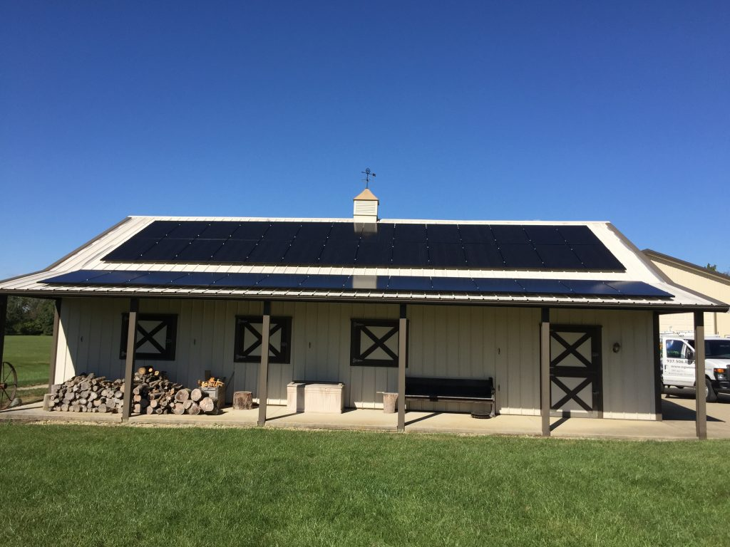 residential solar photovoltaics