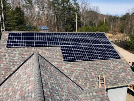 One more family is going solar!