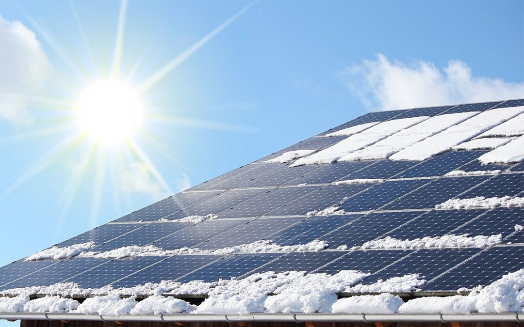 Do Solar Panels Work in Winter Snow?