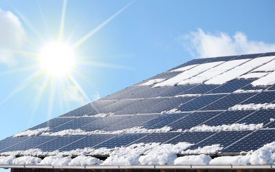 Do Solar Panels Work in Winter Snow?